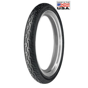 DUNLOP MH90-21 80/90-21 HARLEY DAVIDSON D402 FRONT TIRE SOFTAIL SPORSTER DYNA