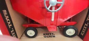 Vintage rare International Harvester gravity feed wagon