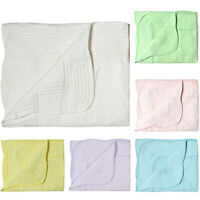 Toddlers Baby Quilt Lightweight Blanket Embossed Cotton Quilt Four Seasons Gift