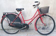 Bici da città MARCA BIANCHI MODELLO ZAFFIRO Bicicletta FRENI A BACCHETTa