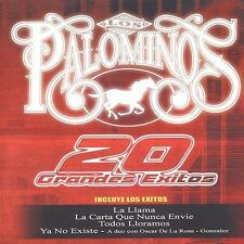 Los Palominos 20 Grandes exitos CD New Nuevo Sealed