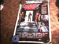 CAGED FURY ROLLED 27X41 MOVIE POSTER EXPLOITATION