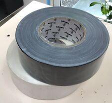 4 Rolls of Tickitape Gaffer AS225 - Lower Residue Premium Tape in Black