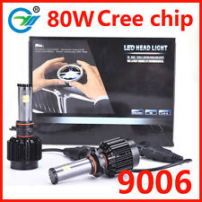 9005 H8 H9 H7 HB3 HB4 H11 90066000K 8000K  CAR LED CONVERSION KIT HEADLIGH BULB
