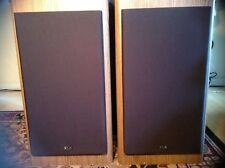 KLH 300 Watts Model AV 4000 Floor Standing Speakers/ Pair