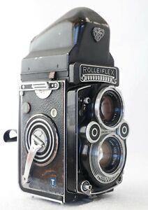 Rolleiflex 3.5 F Planar 75 mm 3.5