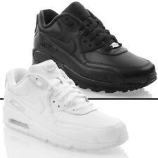 Neu Schuhe NIKE AIR MAX 90 LEATHER Herren Turnschuhe EXCLUSIVE Sneaker ORIGINAL