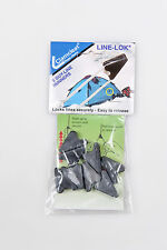 Clamcleats guy runners for Awnings, Camping, Caravan and Motorhome - pack of 8