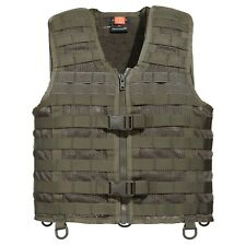 Pentagon Jacket Vest Tactical Man Military One Size Springs Thorax Olive
