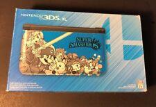 Nintendo 3DS XL Console [ Super Smash Bros BLUE Edition ] NEW