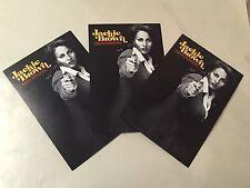 Lot Of 3 Jackie Brown Soundtrack Promo Postcards Quentin Tarantino Film Movie