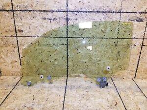 13 14 15 16 SCION FR-S LEFT DRIVER DOOR WINDOW GLASS OEM