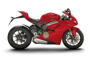 Ducati Maisto Model Motorcycle Model panigale V4 Red 1:18 New 2021