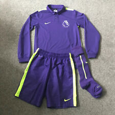 RARE COLLECTIBLE Nike Premier League football kit - Size Medium - 10-12 years