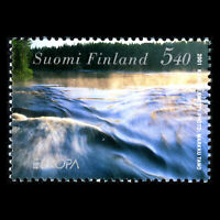 Finland 2001 - EUROPA Stamps - Water, Treasure of Nature - Sc 1152 MNH