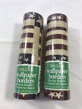Warren Kimble Wallpaper Border For Ebay