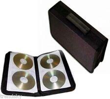 3 x 96 er CD/DVD/BD TASCHE KOFFER BOX MAPPE MIT HÜLLEN BOX ORDNER FÜR FILM/MUSIK