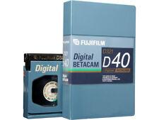 digital Betacam Fuji 40 Digibeta gelöscht