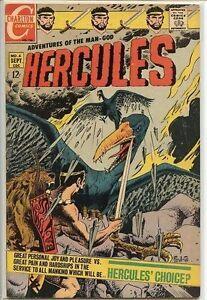 Hercules 1967 series # 6 fine comic book
