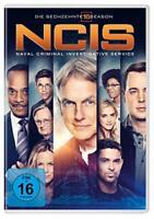 NCIS - Season 16 - 6 DVDs NEU OVP VÖ 06.02.2020