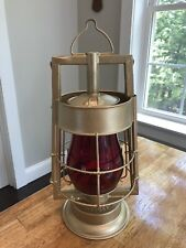 Early 1900's Dietz Tubular Fire Department Lantern