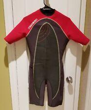 Tribord Decathalon Short Wetsuit Drysuit Size S/M 42Eur Surfing Snorkel Diving