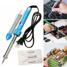 40W Electric Solder Soldering Iron Welding Tool Kit Stand Desolder Wire Pump