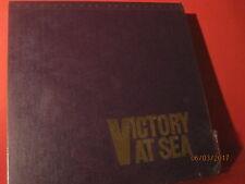 "MFSL 3-150 RICHARD ROGERS ""VICTORY AT SEA""(3-LP-BOX/JAPANPRESSING-SERIES/SEALED)"