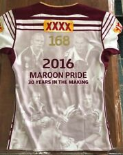 Qld State Of Origin Player Issue Cooper Cronk Jersey Melbourne Storm Broncos