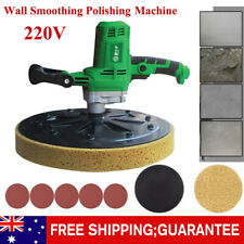 Concrete Cement Mortar Electric Trowel Wall Smoothing Polishing Machine Mixer