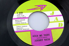 Johnny Nash: Hold Me Tight / Cupid  [Unplayed Copy]
