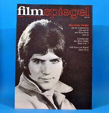 DDR Filmspiegel 7/1971 Fernandel Louis de Funes Jane Fonda Klaus-Dieter Henkler