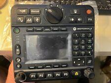 Motorola APX O9 Control Head APX6500/7500/8500 NIB