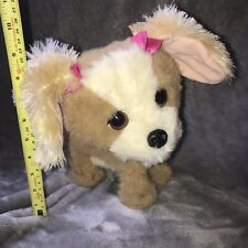Fur Real Friends Interactive Barking Bouncy Happy To See Me Dog Puppy Pet - 2011