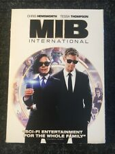 Mib Men in Black International (Dvd) w/slip cover.Brand New & Sealed!
