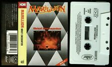 Marillion Brief Encounter USA Cassette Tape