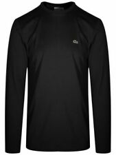 Lacoste Black Long Sleeved T-Shirt