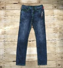 Boys True Religion Rocco Skinny Super T Jeans Size 12