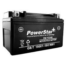 2 YR WARRANTY Battery Yamaha YZF 600 R6 06-10 1000 R1 04-10 FZ8 Agusta YTZ10S