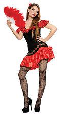 SEXY SENORITA #SPANISH MEXICAN DANCER LADY WILD WEST FANCY DRESS OUTFIT