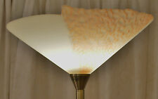 Replacement White Murano Glass Shade for Uplighter Floor Lamp 40 Cm