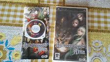 DRAGONEER'S ARIA PSP RPG GDR Pal