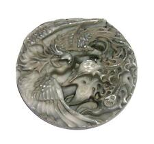 PENDANT/NECKLACE For Wirewrap? Carved Or Molded FLYING DRAGON P353