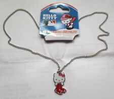 Boston Red Sox - Hello Kitty Necklace