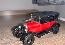 RIO Fiat Mod 501 Red Black