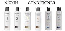 Nioxin System Hair Thinning Loss Scalp Revitaliser Conditioner 300ml 1 2 3 4 5 6