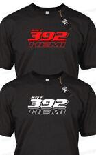 DODGE CHARGER CHALLENGER SRT 392 HEMI Adult Cotton Motorsport T-Shirt Tee NEW