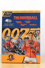 ACTION MAN James Bond Agent 007 THUNDERBALL (Limited Edition) OVP MIB