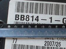 10 x BB814-1-GS08 Kapazitätsdiode