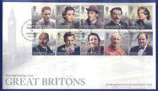 Echtheitsgarantie Briefmarken aus Europa für Historische Persönlichkeiten